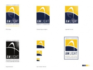 AmLight logo variations